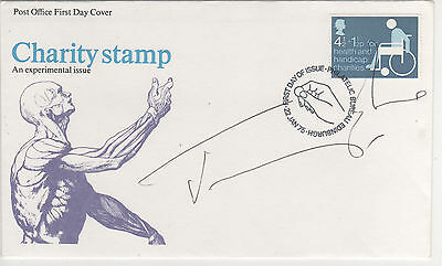"Jeremy Irons - ""signed""  "" Charity ""  First Day Envelope"