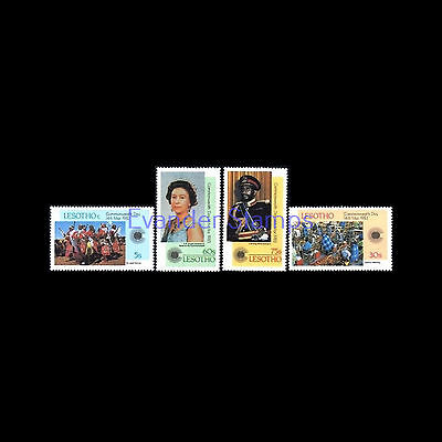 Lesotho 1983 Commonwealth Day. MNH