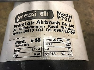 Air Compressor For Airbrush Etc...