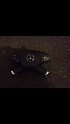 Mercedes E Class Steering Airbag