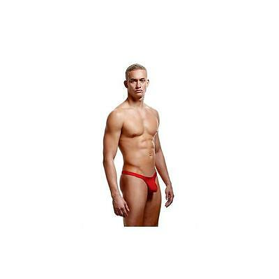 Tanga Rosso Envy Low Rise