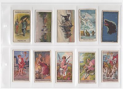 Early Vintage Turf Cigarette Cards