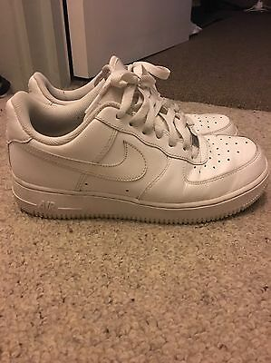 Nike Air Force 1 White Women Size 6