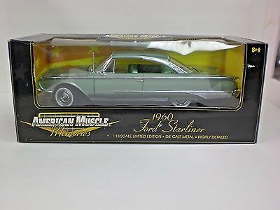 American Muscle Memories 1/18th Scale 1960 Ford Starliner Item No. 32297