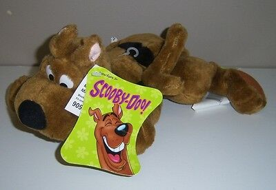 "Scooby-Doo Fun and Floppy Stuffed Plush 11"" (27418) - 2002 Hanna-Barbera"