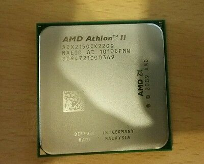 Microprocesseur AMD Athlon x2 socket AM3/2 2.7Ghz