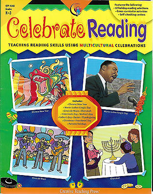 Celebrate Reading: Teaching Reading Skills Using Multicultural Celebrations