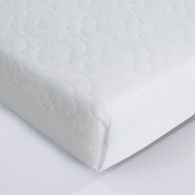 Startextile 95X65X7.5 Cm Extra Thick Deluxe Foam Travel Cot Mattress
