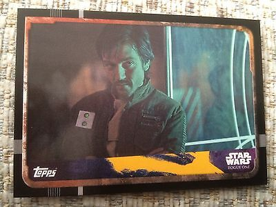 Topps Star Wars Rogue One - #137