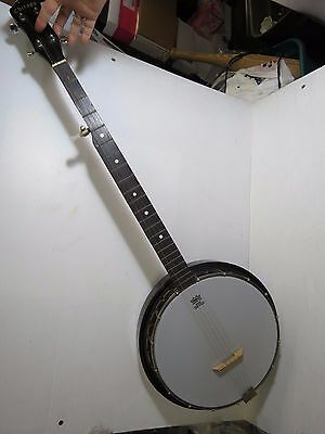 Banjo- Chicago Remo Weather King- Very nice Condition