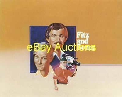 FITZ AND BONES Poster - Dick Smothers, Tom Smothers