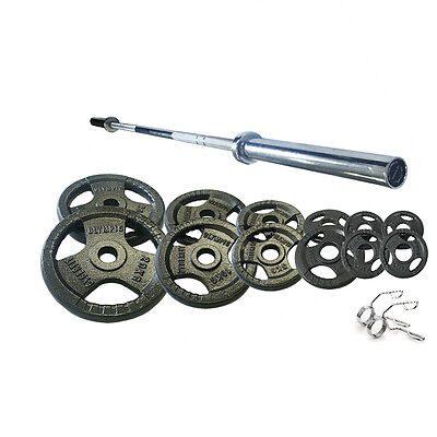 Olympic Cast Weight Set 100kg