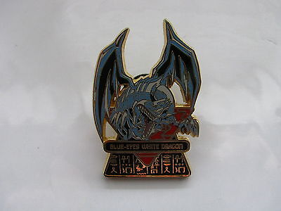Yugioh Lot Of 7 Rare Collector Pins Expansion Set-Series 1**blue Eyes, Red Eyes*