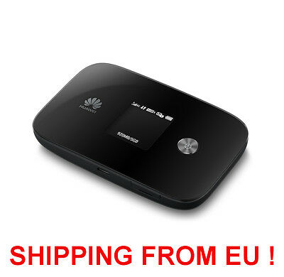 Huawei E5786 4G LTE 300 Mbs Router WIFI b/g/n/11AC. 2.4 GHz and 5 GHz