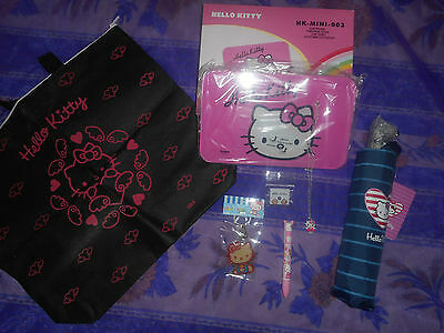 Lot Revendeur Article Hello Kitty