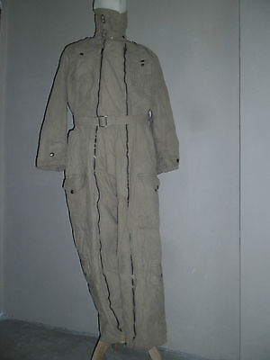 Original WW2 Oversuit Tank Crew Selincourt & Sons Size 3 Made in England