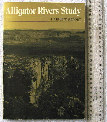 Review Report the ALLIGATOR RIVERS REGION ENVIRONMENTAL FACT-FINDING STUDY 1stE