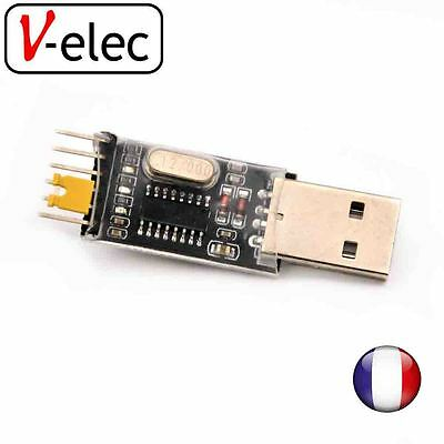 USB To RS232 TTL CH340G Converter Module Adapter replace Pl2303 CP2102
