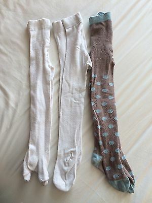 girls tights age 2-3