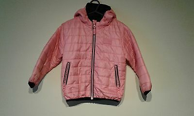 Girls Next winter waterproof coat age 2-3 padded