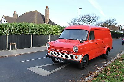 Mk1 Ford Transit, LWB, Twin Rear wheel 1971. ONLY 5700 MILES