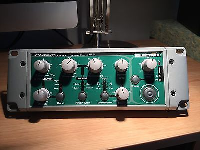 ELECTRIX FILTER QUEEN Vinatage Stereo Filter