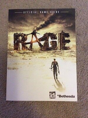 Rage official game guide