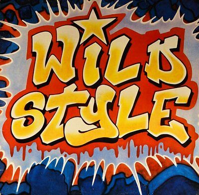 Various - Wildstyle OST Vinyl LP a0121778dc