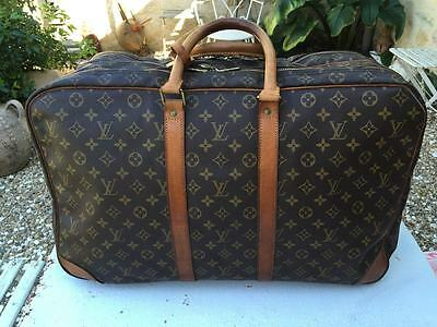 LOUIS VUITTON BAGAGE VALISE 3 comp. Grand Sac LUGGAGE