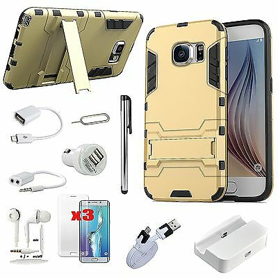 12 x Case Cover Dock Charger Earphones Accessory For Samsung Galaxy S7 Edge