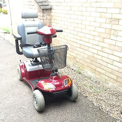 kymco Midi mobility scooter 4mph