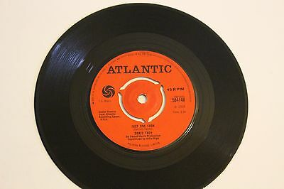 DORIS TROY Just One Look / What'chagonna Do About It 1968 re. Atlantic 584148 UK