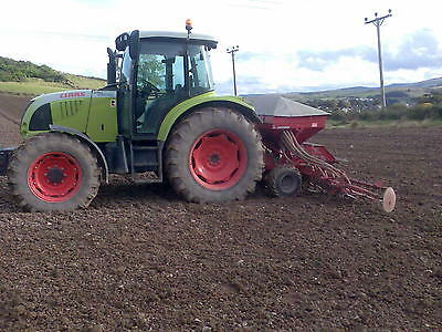 Accord air seed drill 4 metre for tractor