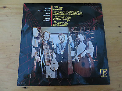 Original Lp Record - The Incredible String Band - Self Titled - 1966 - Euk254