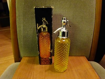 Vintage Avon  60S/70S Soda Syphone Oland After Shave 150Ml Boxed & Full Vgc