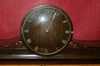 **Antique Mantel Clock German Clock Chime clock *Junghans*