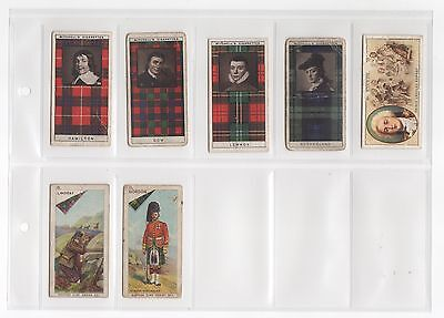 Cigarette Cards - Stephen Mitchell & Son Glasgow - 1920's / 30's