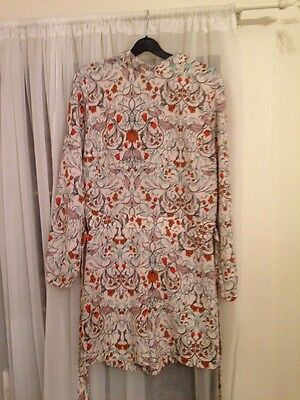 River Island Size 14 Floral Playsuit