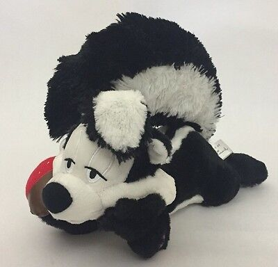 Hallmark Warner Bros Pepé Le Pew Chocolate Strawberry Talking Plush Toy 12""