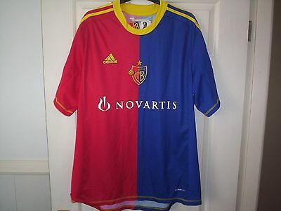 Fc Basel Home And Away Soccer Jerseys And Shorts Size Xl