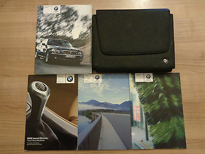 BMW 7 Series Owners Handbook/Manual and Pack 05-08