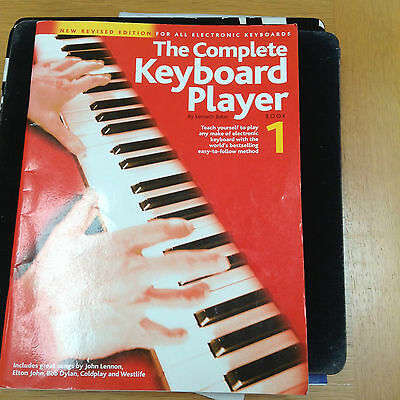 The Complete Keyboard Player 1