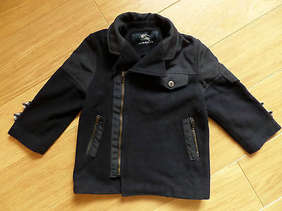 Boy's Burberry Coat. Age 4 Years. Excellent Condition.