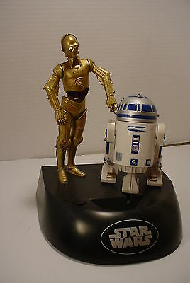 Star Wars Electronic Talking Bank C3PO And R2D2