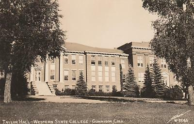 RPPC Taylor Hall Western State College - Gunnison CO, Colorado