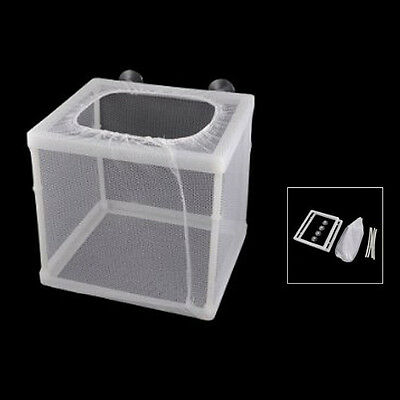 2x(P2 DIY Fixation Reservoir de Poissons Alevin Ecloserie Aquarium d'Elevage)