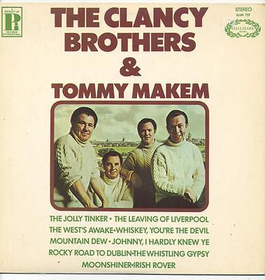 "Clancy Brothers And Tommy Makem - Same - 12"" Vinyl Lp"