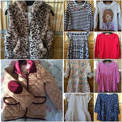 Girls Next Bundle Age 3-4 Years; 10 Items