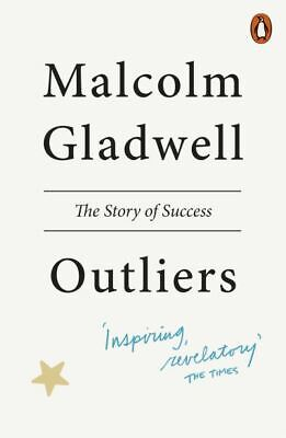 Outliers: the story of success by Malcolm Gladwell (Paperback) Amazing Value