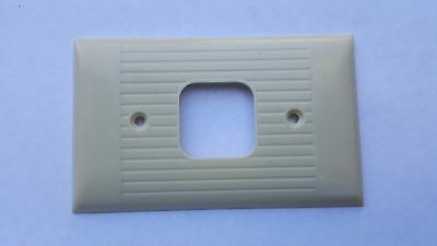Sierra Single Gang Position Despard Switch Plate Cover